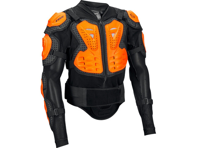 Fox Titan Sport Protector Jacket Men black/orange